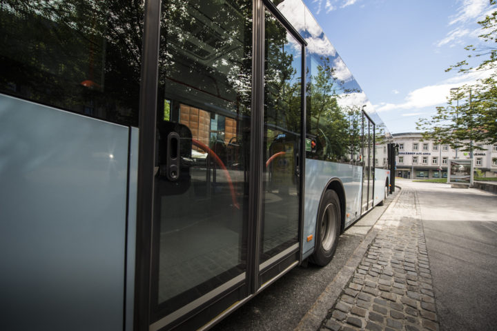Group Arriva Slovenia primarily provides a safe, secure and smooth public transport in municipality Kranj s and the surrounding settlements. Our goal and wish is to ensure that the buses will become the best alternative to personal car.