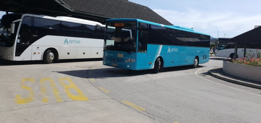 Dear passengers please be informed that the regional road Dvor - Soteska closure is no longer valid. Bus traffic is again operated according the valid timetables.