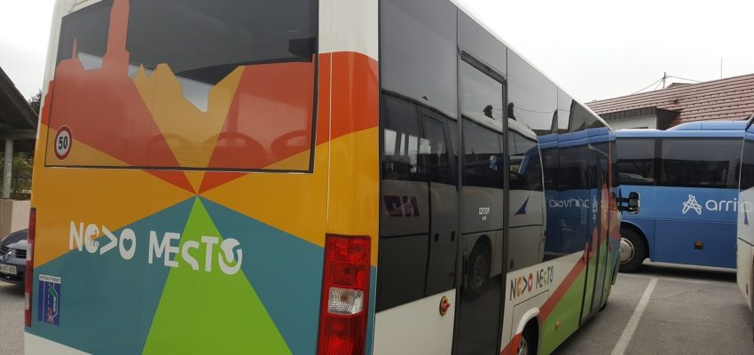 Dear passengers please be informed that in accordance with the decision of Municipality Novo mesto, during SEPTEMBER 2020 bus transport in city transport Novo mesto will be FREE OF CHARGE.