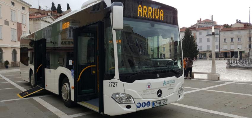 Obveščamo vas, da bomo s 1. 5. 2021 v mestnem prometu Piran začeli izvajat t.i. spomladanski vozni red. Spremembe so ob sobotah, nedeljah in praznikih.