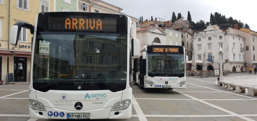 Dear passengers please be informed that due to spread of the new virus COVID-19 and the declared epidemy, from Monday, 16. 3. 2020 on, on all city buses payment with cash will no longer be enabled. This is a temporary measure.