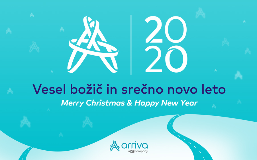 Dear passengers please be informed that on Tuesday 31. 12. 2019 and Wednesday 1. 1. 2020, on relation Piran main bus station — Portorož — Lucija bus station a FREE OF CHARGE bus will operate.