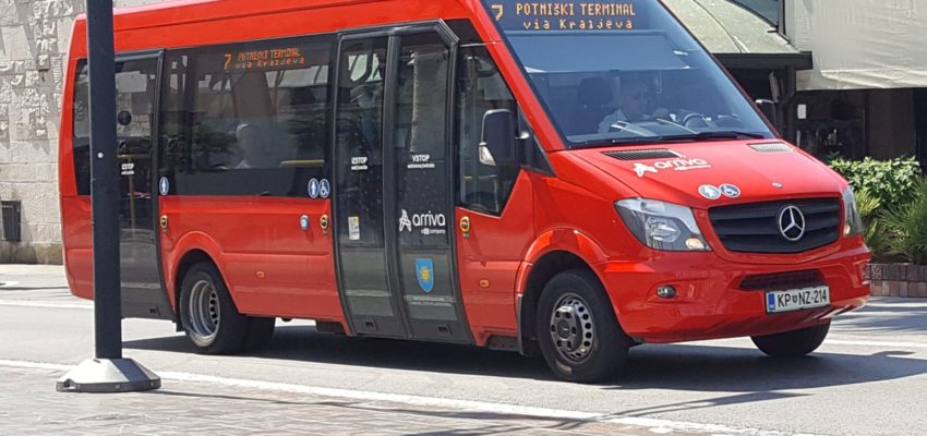 Dear passengers please be informed that from Monday 16 March 2020 on buses of city transport Koper will start to drive on school vacation regime.