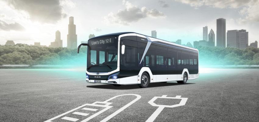V mestnem prometu Kranj bo jutri, 19. 12. 2020, začel testno vozitiavtobus znamke MANLion's City E s popolnoma električnim pogonom. V petek in soboto se boste z najbolj ekološko sprejemljivim in najvarčnejšim MANLion's City vseh časov, ki bo tako kot ostali mestni avtobusi opremljen v skladu s trenutno veljavnimi varnostnimi in higienskimi ukrepi, lahko zapeljali na vseh linijah mestnega prometa.