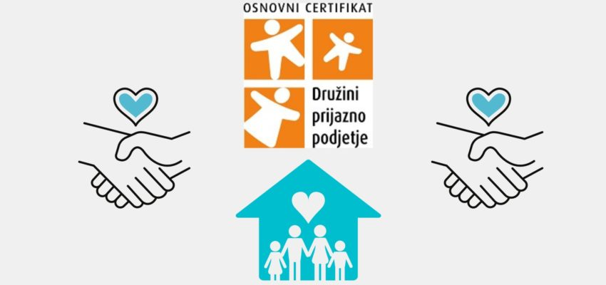 Arriva je v juliju prejela osnovni certifikat »Družini prijazno podjetje«, s katerim sta družbi Arriva d.o.o. in Arriva Dolenjska in Primorska d.o.o. prejeli pozitivno oceno izvedbenega načrta, ki bo sodelavkam in sodelavcem pri Arrivi omogočal še lažje usklajevanje družinskega in poklicnega življenja. Ukrepi, ki jih Arriva sicer v velikem delu že izvaja, bodo tako dopolnjevali številne druge ugodnosti, ki so zaposlenim že na voljo in oblikujejo spodbudne pogoje dela pri Arrivi.